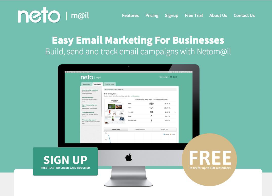 Neto Mail