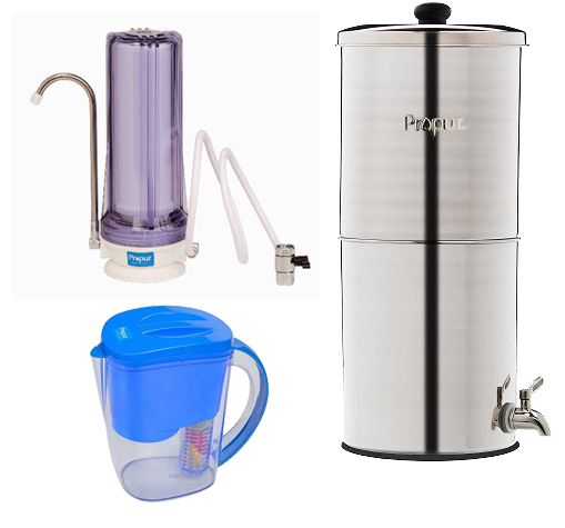 Our Water Filters