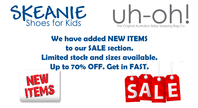 NEW Items added to our SALE Section. Up to 70% OFF.